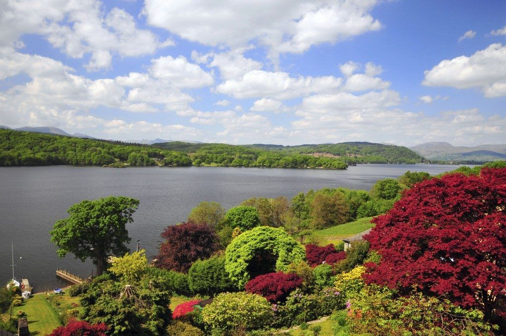 Luxury, Romance and the WOW factor in Windermere